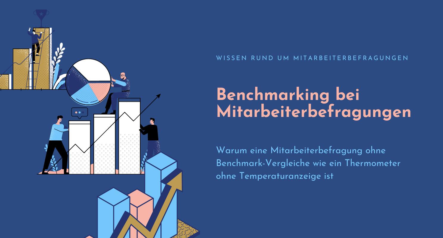 «Eine Mitarbeiterbefragung ohne Benchmark-Vergleiche ist wie ein Thermometer ohne Temperaturanzeige»
